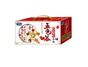 五色谷红色养生牛奶250ml×12盒