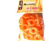 140波儿圈橘子糖
