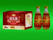 广臻500mlx15瓶格瓦斯营养发酵饮料