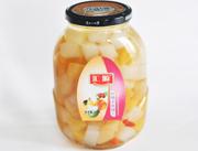 汇源710g什锦水果罐头