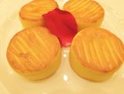 五行黄金玉米皮月饼