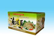 集翠白芸豆箱