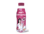 PET酸酸乳营养牛奶饮品(草莓)