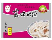 宏达茴香肉速冻水饺
