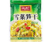 绿鹿雪菜笋干150g