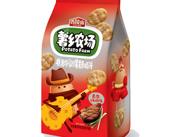 古陵山-薯�l�r��90克香�[烤肉味