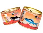 金枪鱼-豆豉鲮鱼