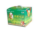 春蕾鸡蛋礼品盒(60枚)白壳