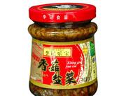 下饭茶-香菇盐菜