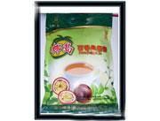 椰岛百香果奶茶