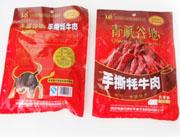 青藏谷地手撕牦牛肉香辣味