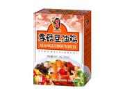香菇豆油鸡100g
