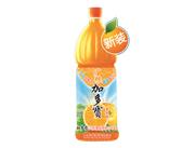 广粮加多宝1.25L果粒橙
