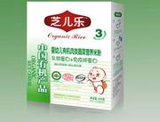 芝儿乐婴幼儿有机肉类营养米粉225g
