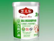 芝儿乐婴幼儿有机肉类营养米粉425g