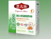 芝儿乐婴幼儿有机蔬菜营养米粉225g