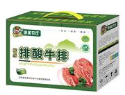 康美农庄5kg精品排酸牛排