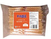 芝麻梳打饼干(袋装-338g)