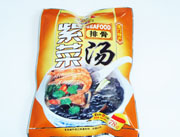 亲口福78克紫菜汤(排骨味)