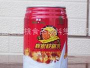 蜂蜜核桃乳(红)