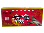 渔米之湘相思鱼精装香辣味400克