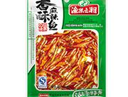 渔米之湘香酥麻辣鱼80克