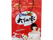 珍初元大红枣复合风味饮料手提袋