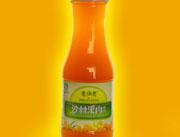青海青沙棘果肉饮料