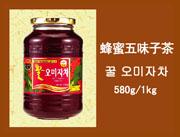 自然-花泉蜂蜜五味子茶