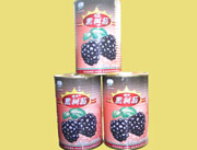 日食糖水黑树莓