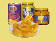 日食黄桃罐头