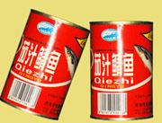 日食鲭鱼罐头