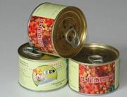 宝达牛尾焖三丁罐头142g