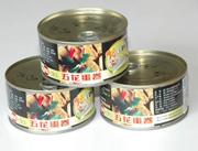 宝达五花蛋卷罐头250g