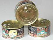 宝达五香酥炸鱼罐头256g