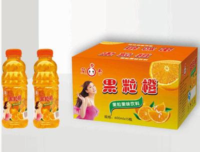 果粒橙(600ml×15瓶)