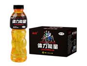 益品堂体力能量维生素饮料600mlx15瓶