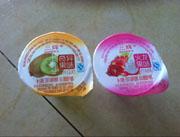 三辉果味果冻23克