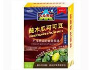 天植酸木瓜可可豆