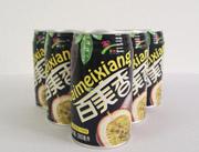 健康黑百香果汁饮料新品
