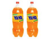 百事康甜橙汽水