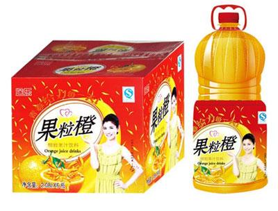 途乐果粒橙2.08Lx6瓶箱子