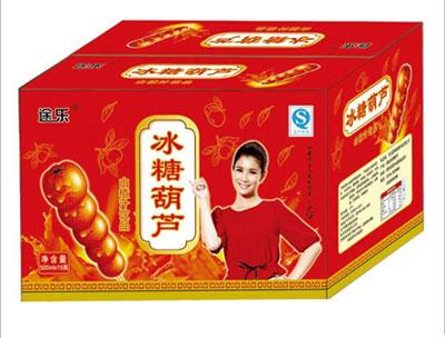 途乐冰糖葫芦500mlx15瓶