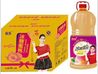 途乐冰糖蜜桃-2.08lx6瓶