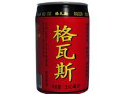 310ml格瓦斯红罐