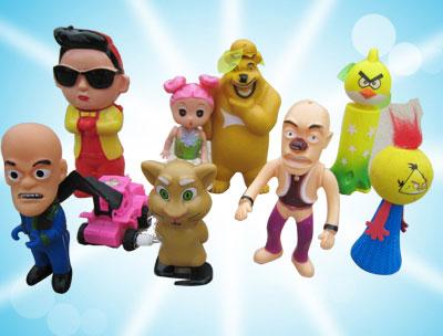 喜洋洋-卡通人物玩具
