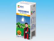 福牛中老年花生核桃牛奶250ml