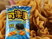 可乐果-海苔豌豆酥