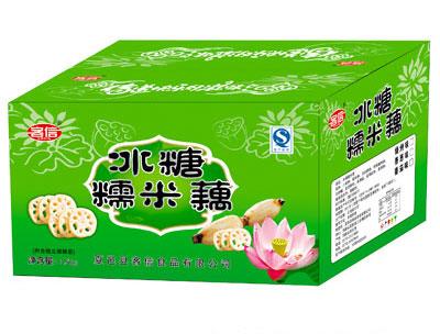客信冰糖糯米藕3.5kg