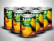 360g力倍特即食玉米罐头
